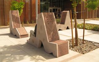 Passage: public art using poetry