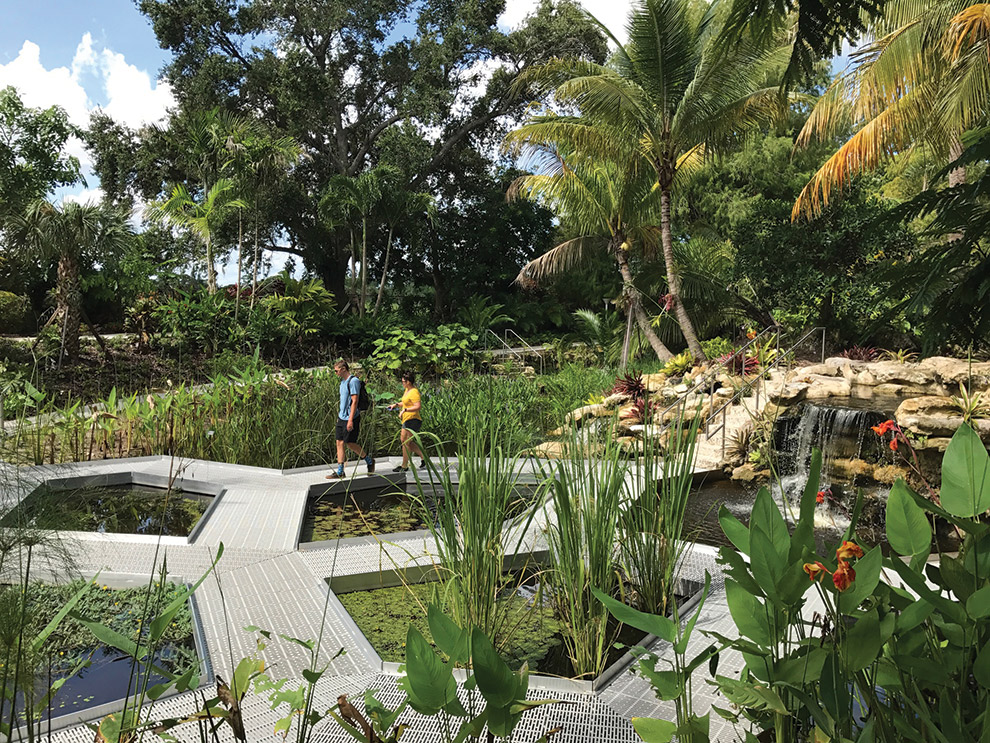Public Art Mentioned in Florida Gardening - Harries Heder Harries Heder